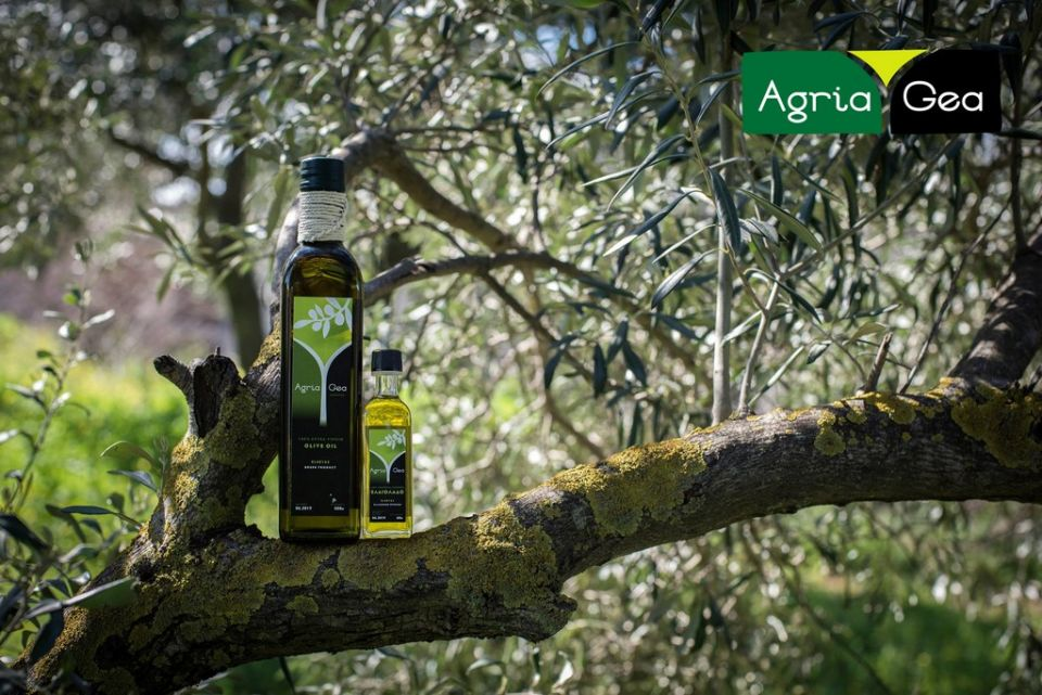 Extra virgin Olive Oil- Amoutsa από την ΑΓΡΙΑ ΓΑΙΑ