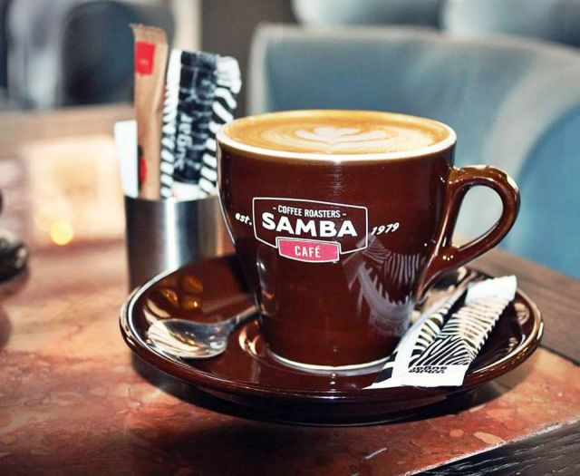 Samba Cafe Coffee Roasters
